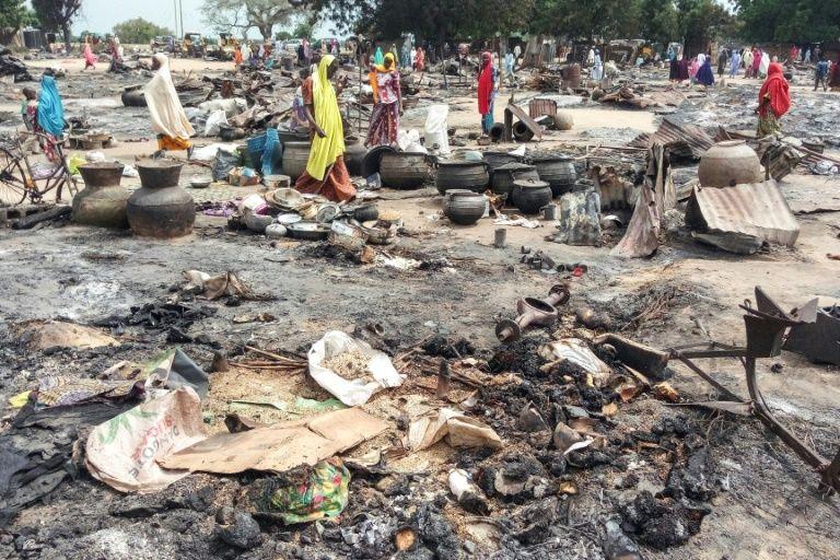 Nigeria : Au moins une trentaine de morts dans une attaque près de Maiduguri