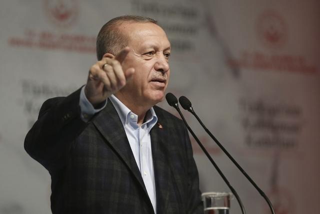 Jérusalem: Erdogan condamne le «terrorisme» israélien