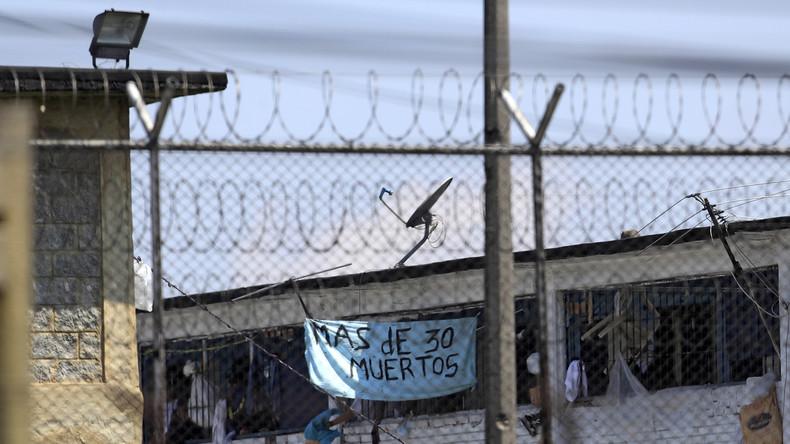 Colombie: mutinerie dans plusieurs centres pénitentiaires du pays