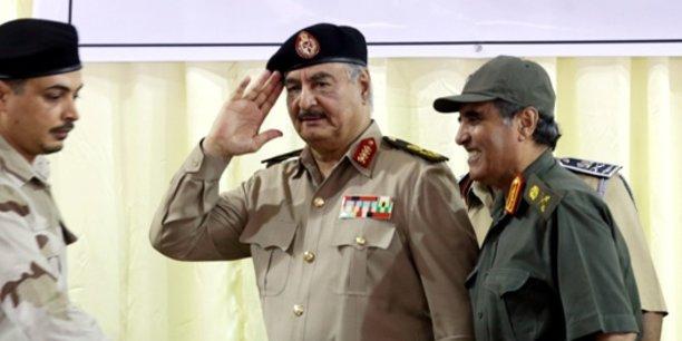 Libye : L'armée de Haftar affirme avoir tué des soldats turcs dans une attaque à Tripoli