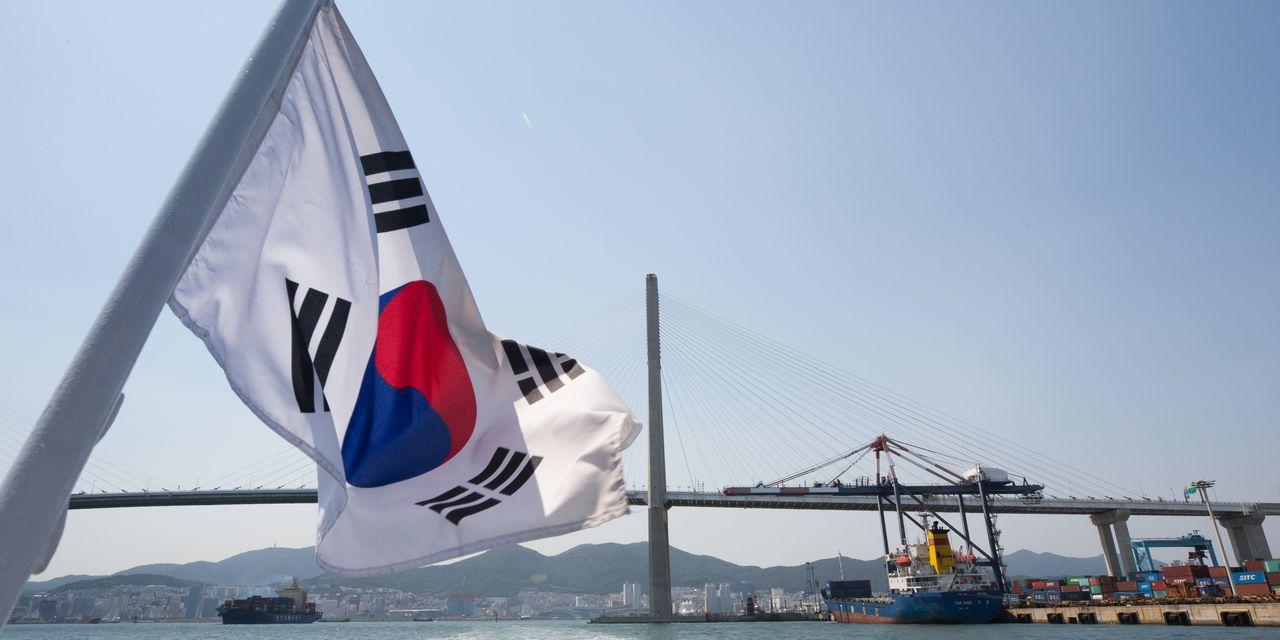 Coronavirus : La Corée du Sud enregistre sa pire performance économique depuis 2008