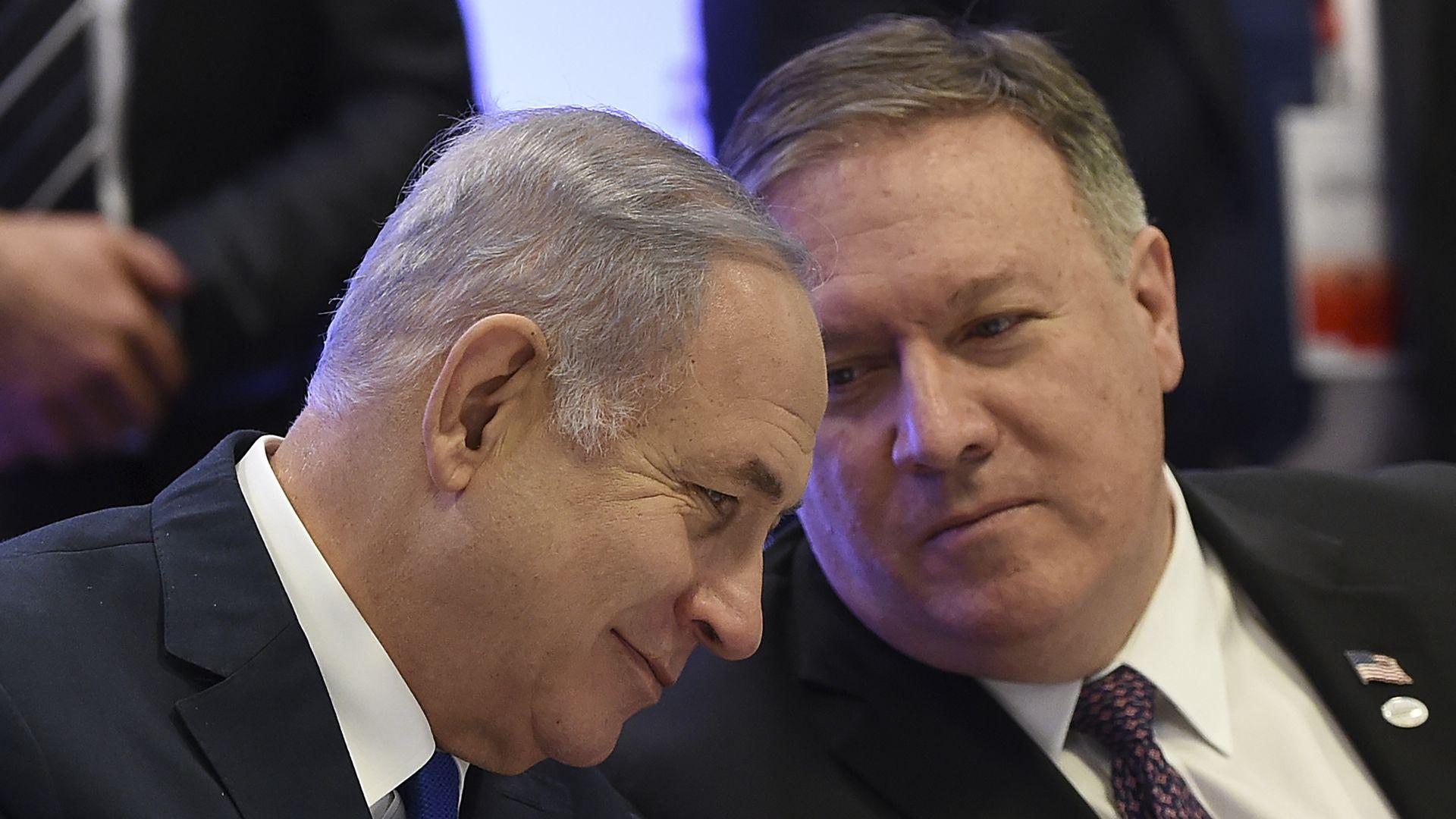 Israël: visite du secrétaire d'Etat américain Mike Pompeo