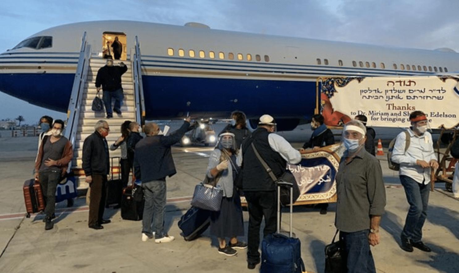 Maroc: 26 Israéliens rapatriés vers Israël