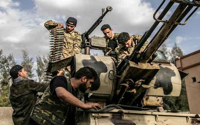 Libye : des mercenaires russes pro-Haftar quittent l'agglomération de Tripoli