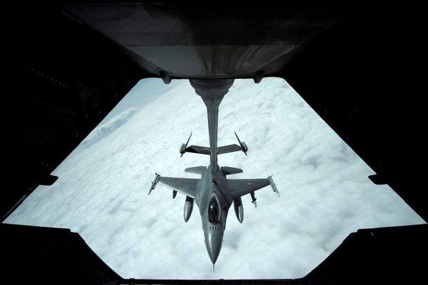 La Belgique va dépêcher des F-16 en Irak et en Syrie