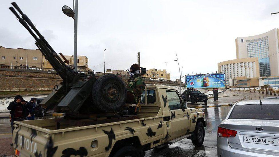 La Turquie et la Russie en concertation pour un cessez-le-feu en Libye