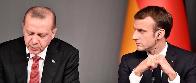 Paris dénonce «le jeu dangereux» d'Ankara sur le sol libyen