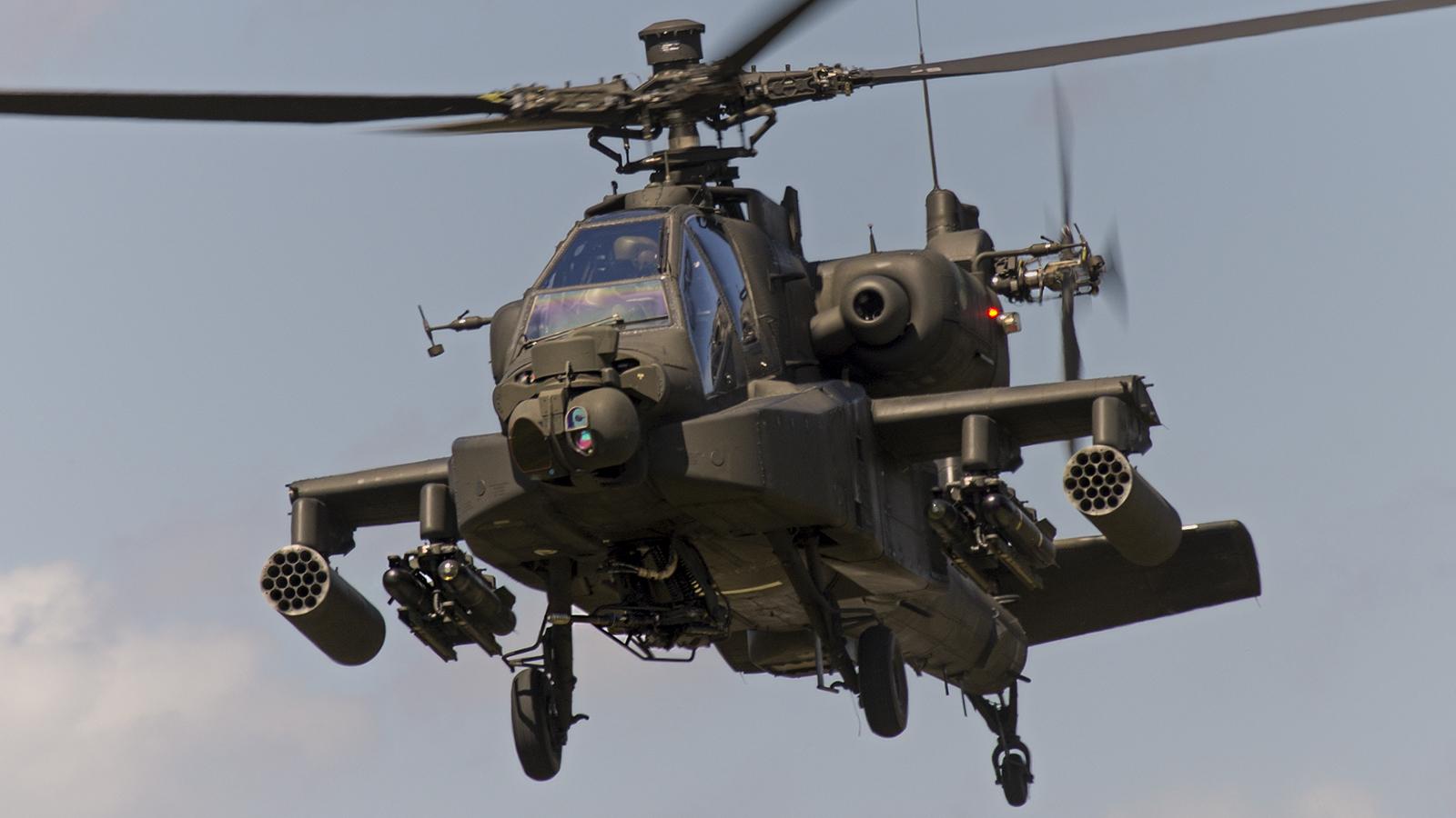 Les USA livreront au Maroc 24 hélicoptères Apache Boeing en 2024
