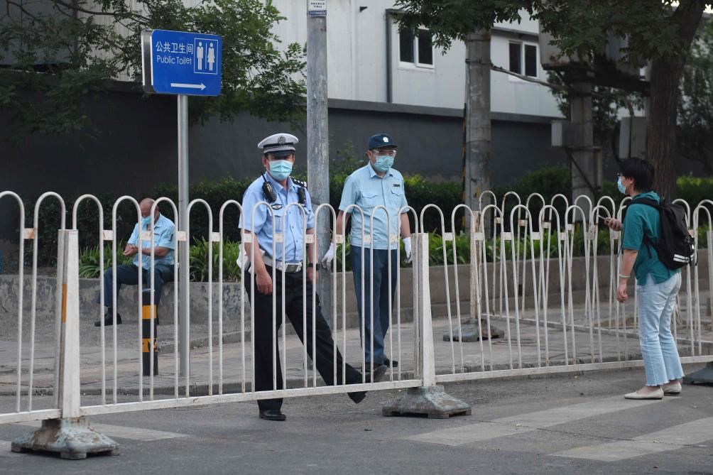 Un demi-million de personnes reconfinées suite à un rebond de Covid-19 en Chine