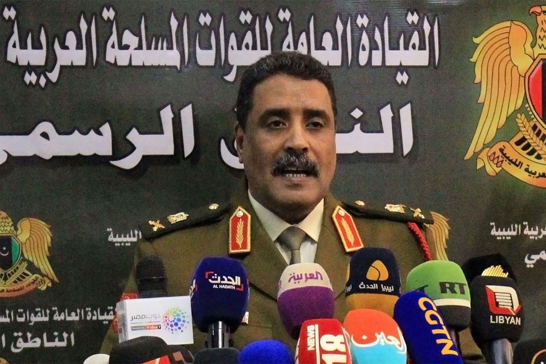 L'Armée nationale libyenne reprend le contrôle d'une ville au sud-est de Tripoli
