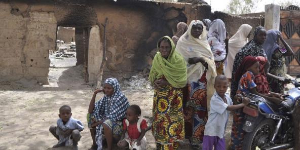 Au moins 59 civils tués dans une attaque djihadiste au nord-est du Nigeria