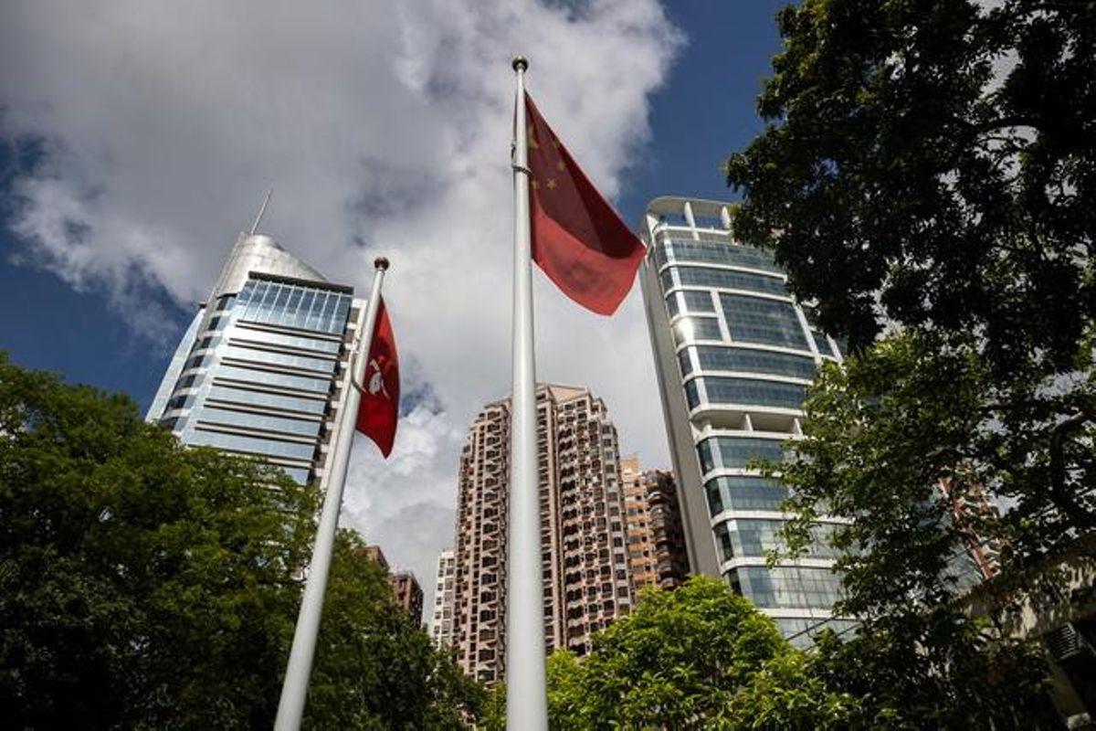 Inauguration à Hong Kong des bureaux de l'organe de sécurité nationale de Pékin