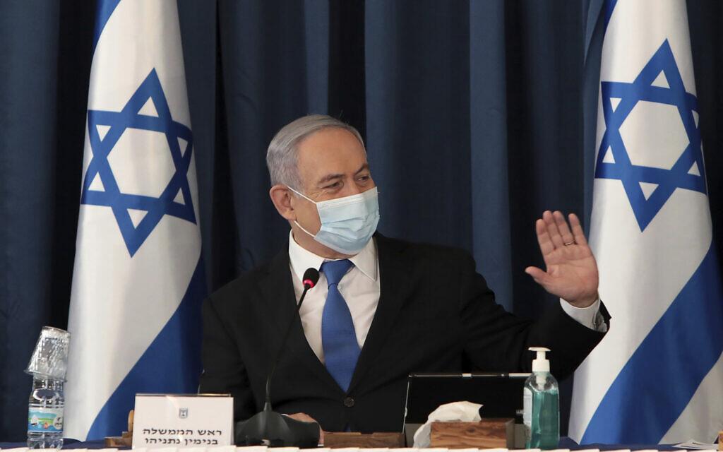 Israël : le gouvernement se voit doté de pouvoirs spéciaux pour lutter contre le coronavirus