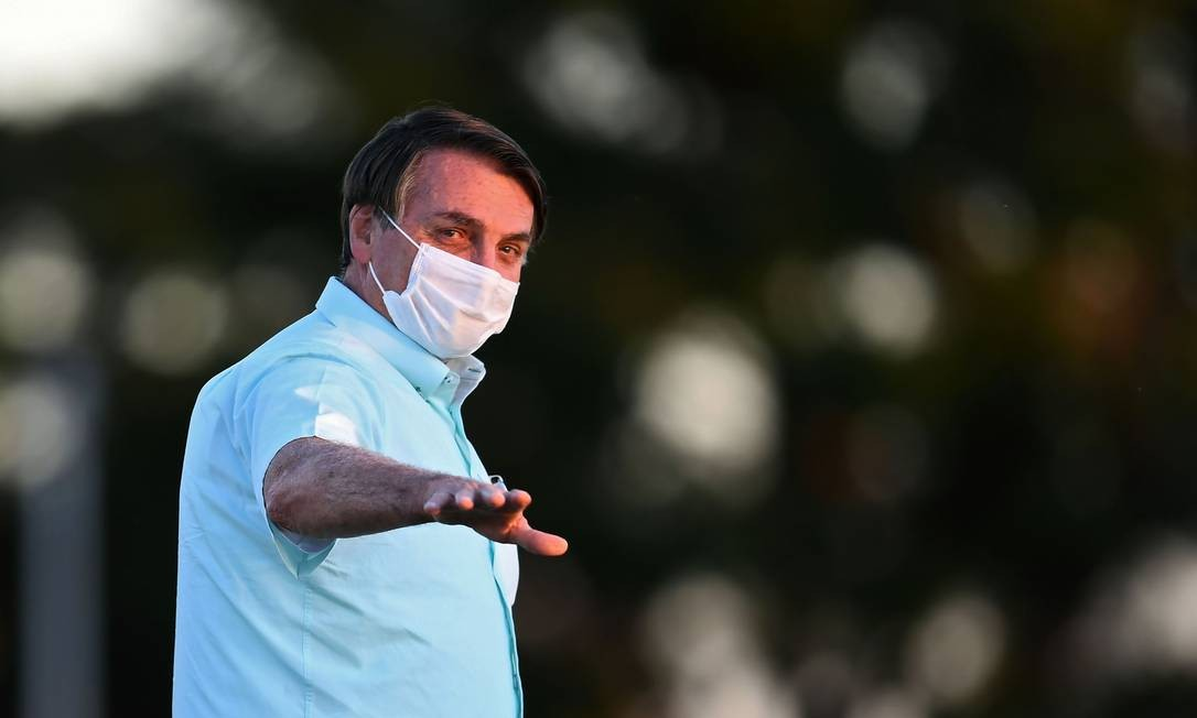 Le président brésilien toujours positif au Covid-19 après un nouveau test