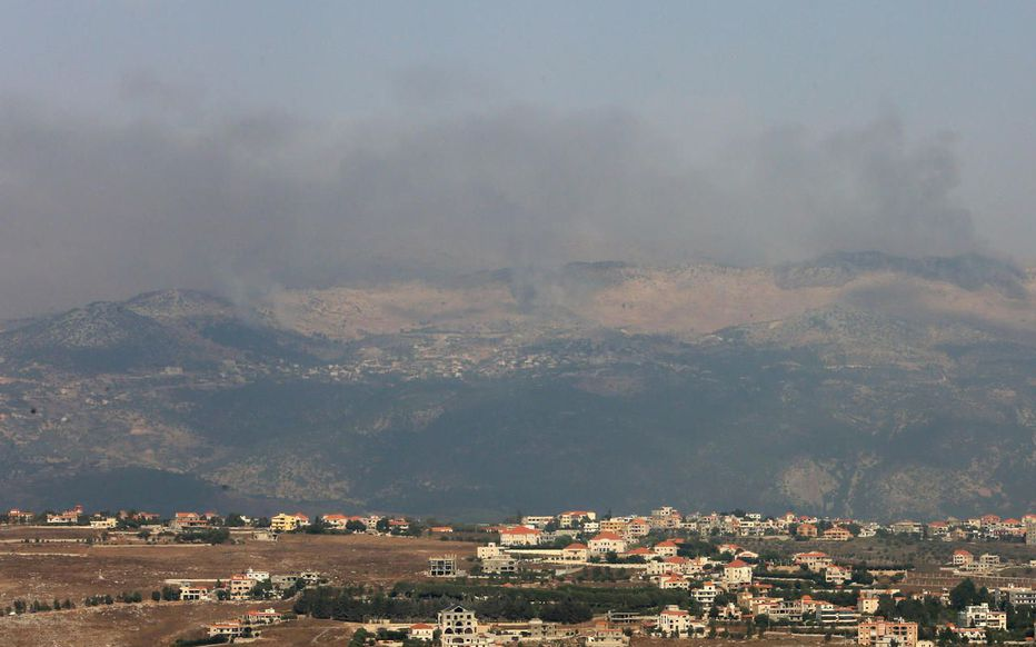 Tensions à la frontière israélo-libanaise