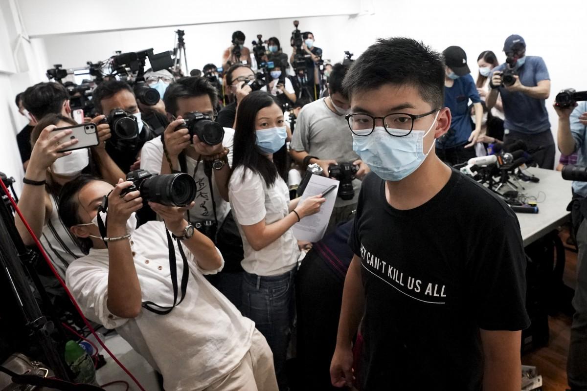 Législatives : La contestation se poursuit à Hong Kong après la disqualification de candidats pro-démocratie