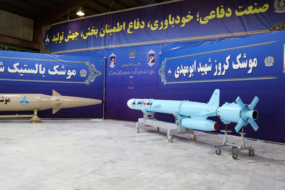 L'Iran renforce son arsenal de missiles pouvant atteindre des pays voisins