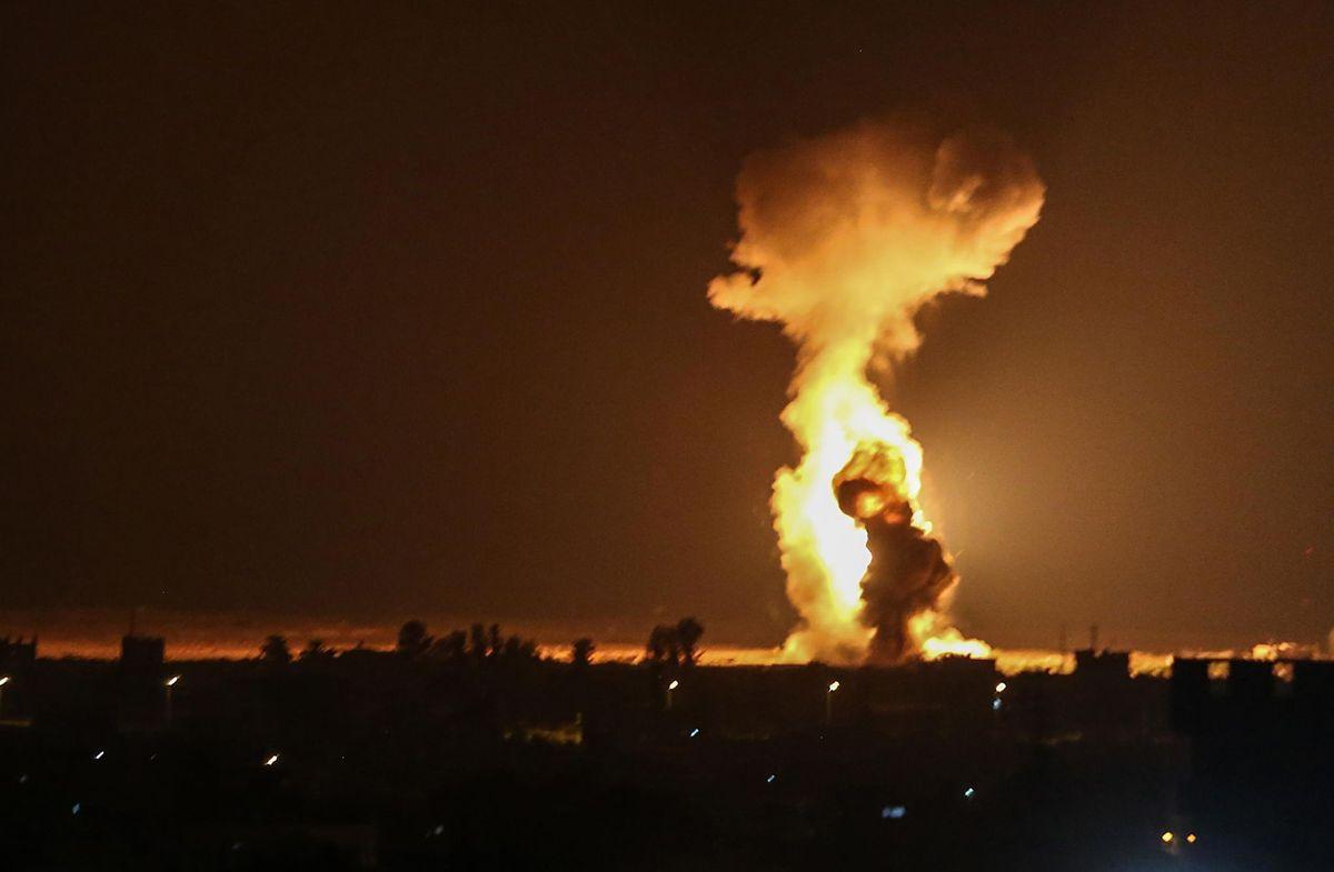 L'Egypte joue la médiation entre le Hamas et Israël
