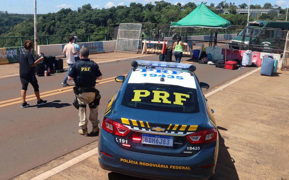 Démantèlement d'un réseau international de narcotrafic au Brésil