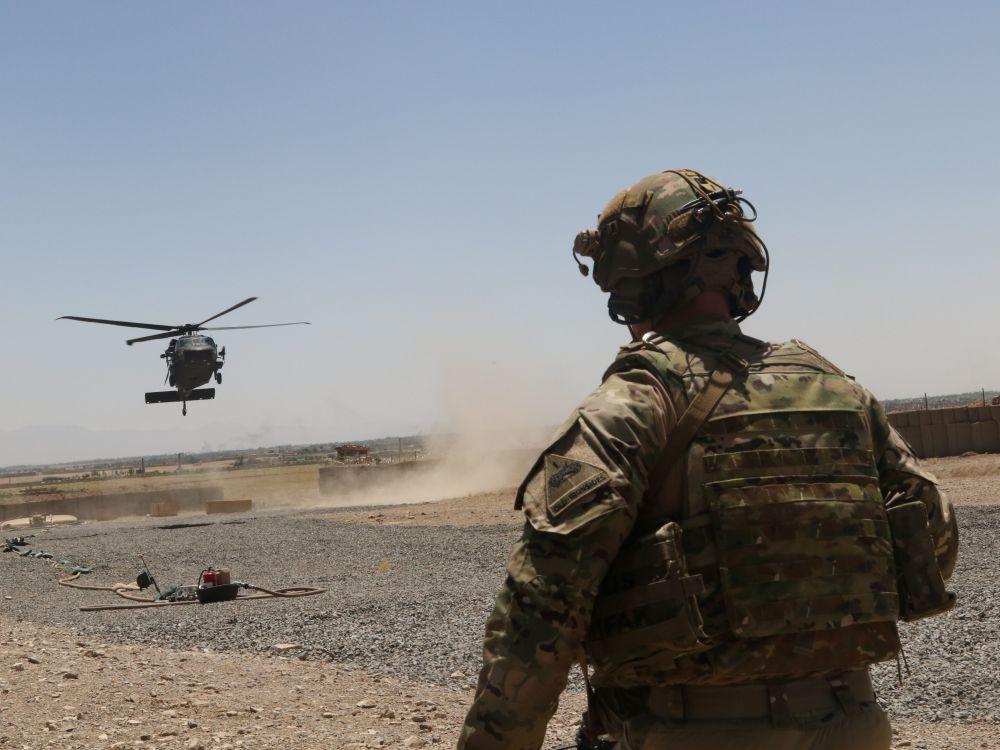 Vers la réduction des effectifs militaires américains en Afghanistan
