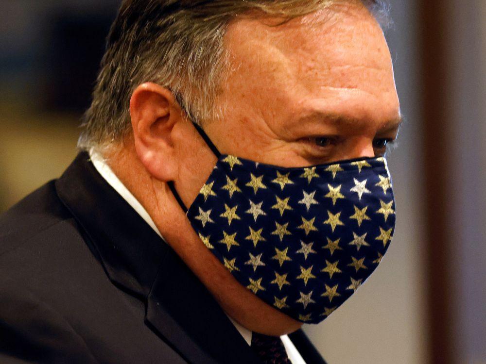 Tournée au Moyen-Orient du secrétaire d'Etat américain Mike Pompeo