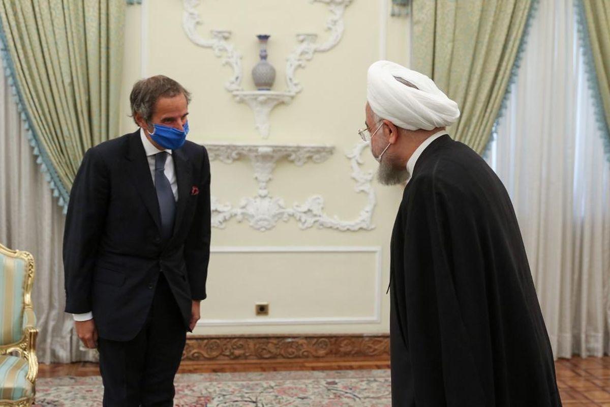 L'Iran autorise l'inspection de deux sites nucléaires suspects par l'AIEA