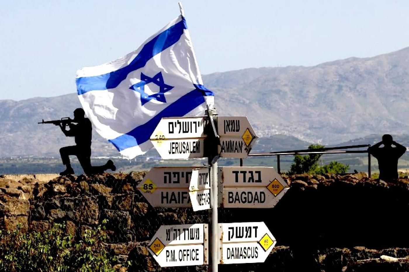 Israël : quatre terroristes tués à la frontière syrienne