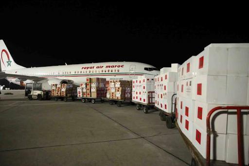 Maroc: aide médicale et humanitaire d'urgence à la République libanaise