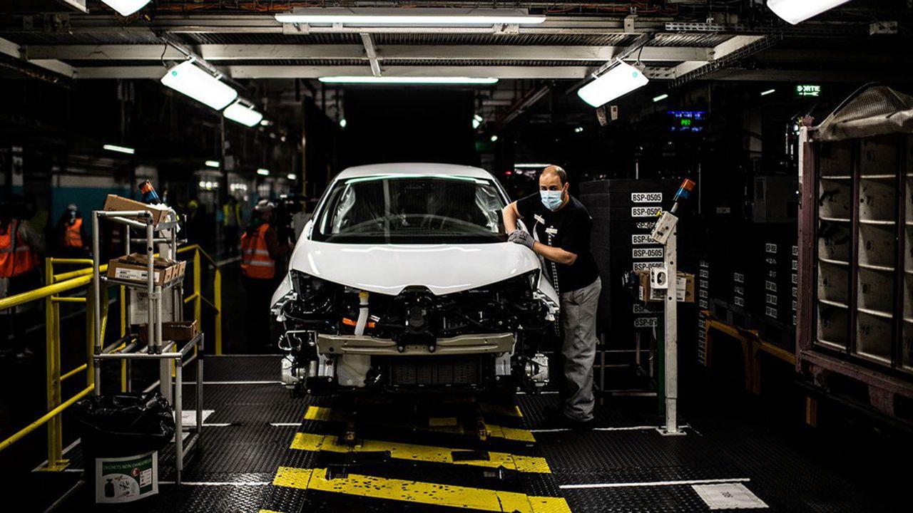 Brexit : Le secteur automobile européen risque une perte de 110 milliards d'euros en cas de no-deal