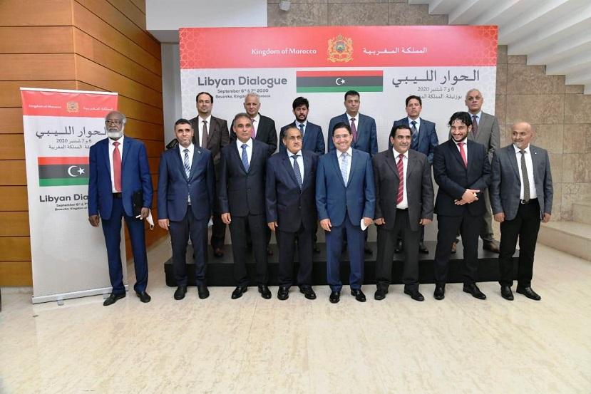 Un nouveau round du dialogue inter-libyen a débuté ce dimanche au Maroc