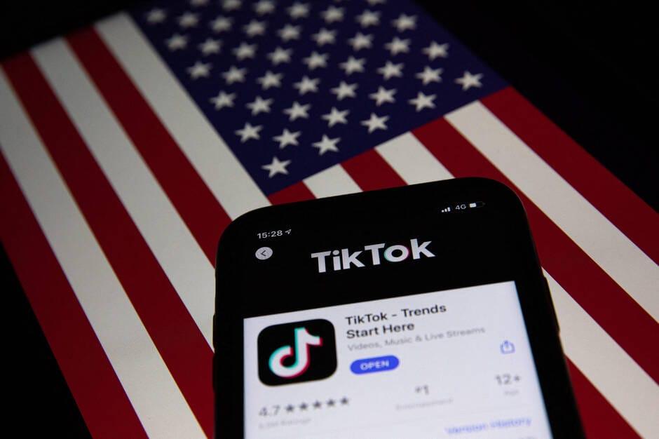 TikTok toujours disponible sur les plateformes de téléchargements aux Etats-Unis