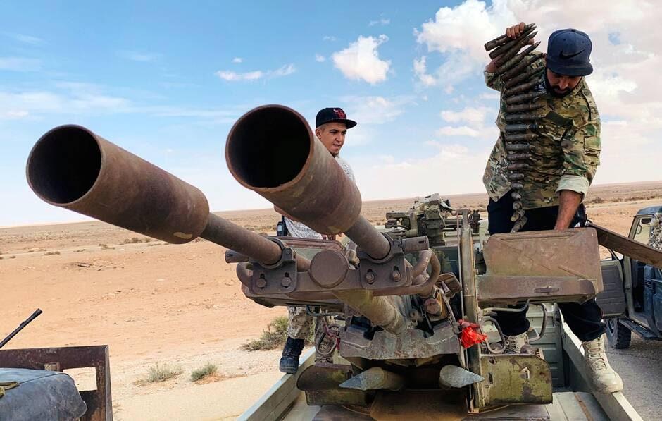 L'UE sanctionne 3 entreprises pour violations de l'embargo sur les armes en Libye