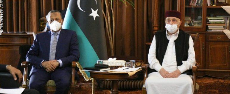 Le gouvernement de transition basé dans l'est de la Libye démissionne