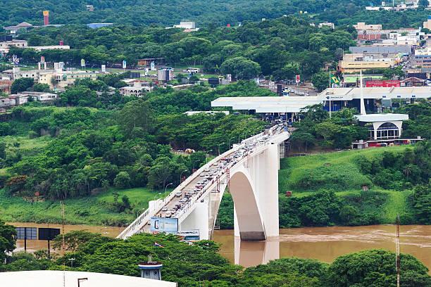 Brésil: réouverture du commerce par voie terrestre avec le Paraguay