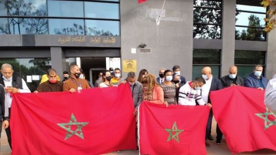 Espagne: La société civile espagnole soutient la condamnation par le gouvernement de l'attaque perpétrée contre le Consulat du Maroc à Valence