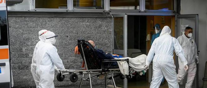 L'Italie dépasse le seuil des 50.000 décès des suites de Covid-19