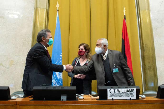 Libye : déjà des progrès réalisés lors des pourparlers entre les factions militaires du pays