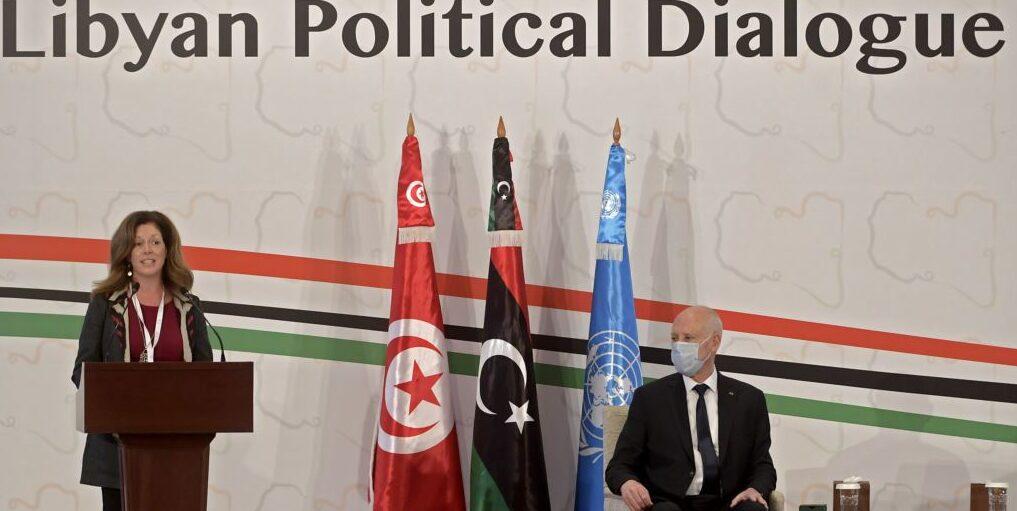 Les Libyens entament leurs pourparlers politiques en Tunisie sous l'égide de l'ONU
