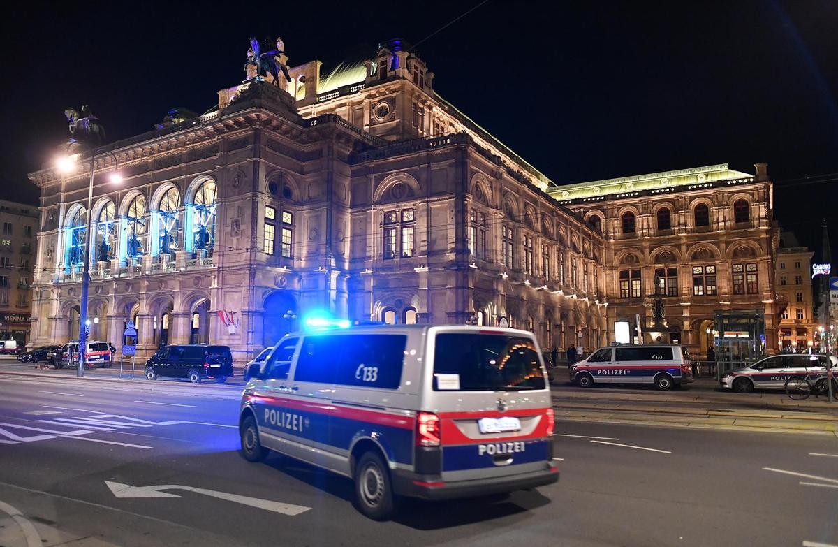 Vienne: l'assaillant est originaire de Macédoine du Nord
