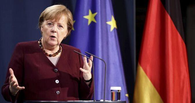 Palestine: le rétablissement des relations avec Israël est une étape importante selon Angela Merkel