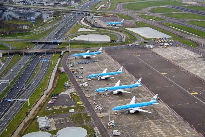 L'exécutif néerlandais bloque un plan d'aide en faveur de KLM