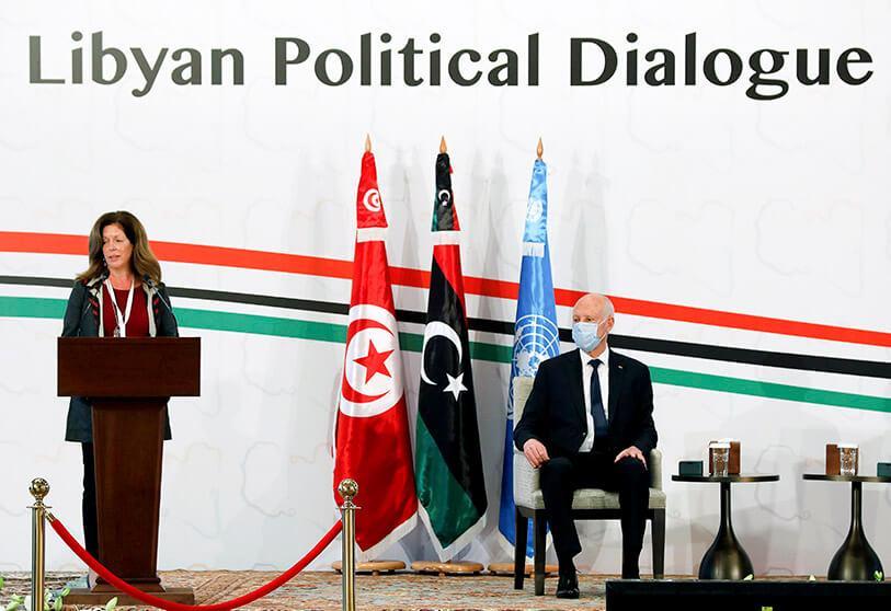 Libye : Pas d'accord à Tunis sur la composition d'un gouvernement unifié