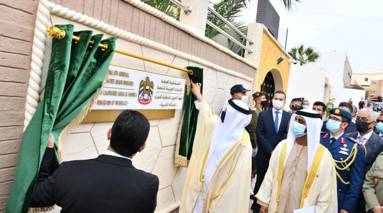 Sahara: En soutien au Maroc, les Émirats Arabes Unis ouvrent un consulat général à Laâyoune