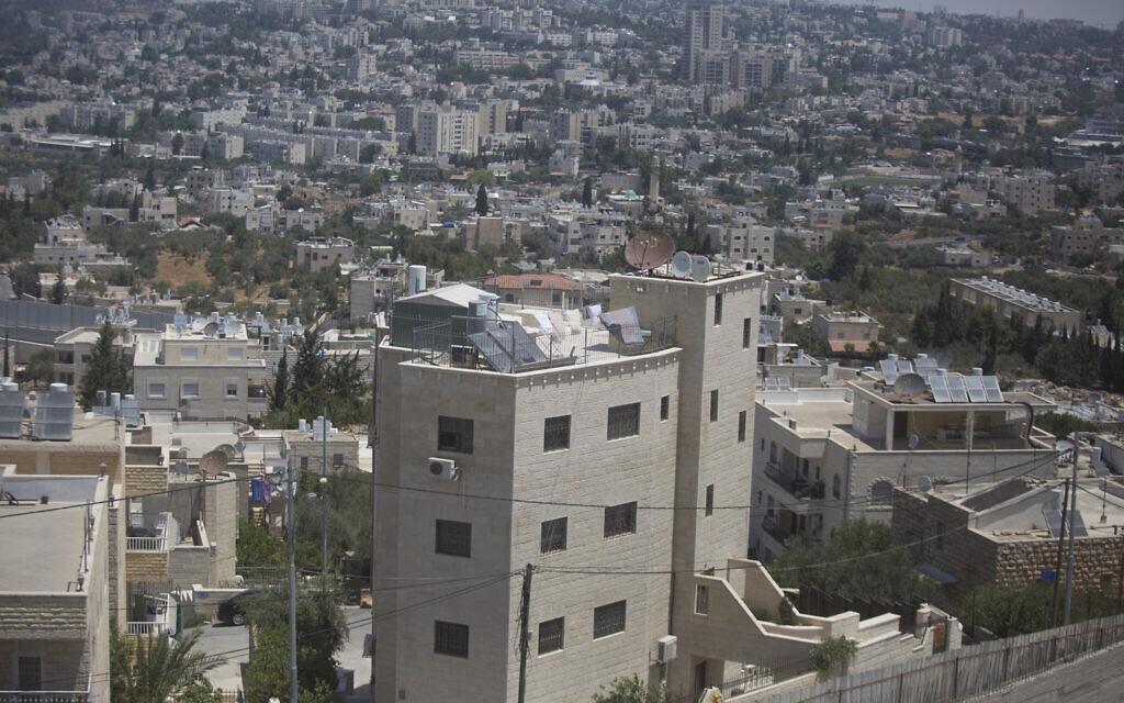 Israël: construction de nouvelles colonies à Jérusalem-Est