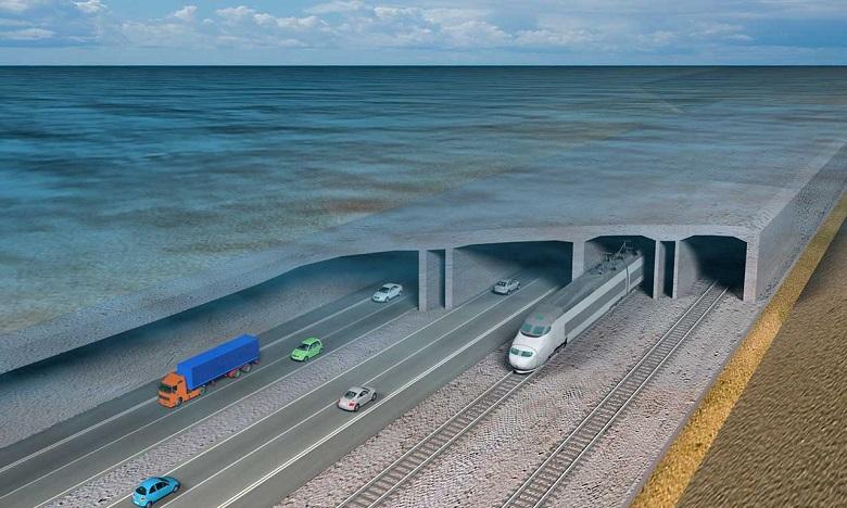 La justice allemande donne son aval à la construction du plus long tunnel immergé au monde