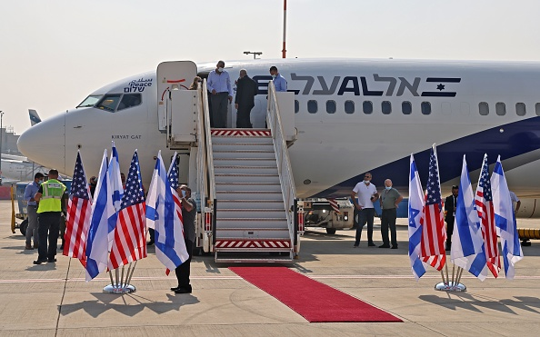 Flydubai inaugure un premier vol direct entre Israël et les Emirats Arabes Unis