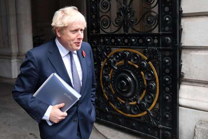 Le plan de Boris Johnson pour atteindre la neutralité carbone au Royaume-Uni