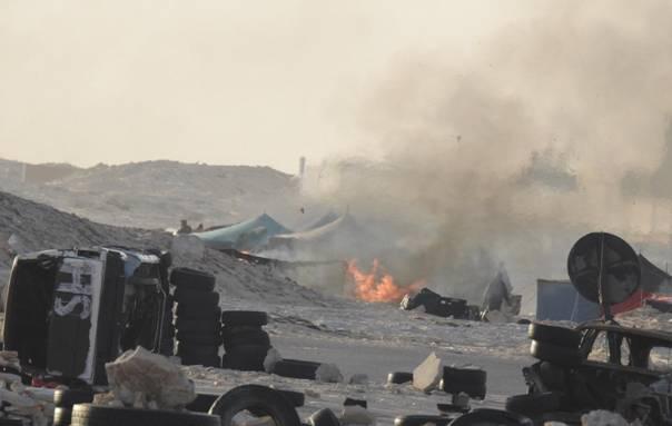 Sahara : L'armée marocaine sécurise le passage au poste frontière de Guergarat