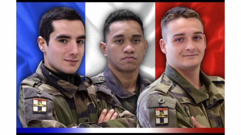 Trois soldats français tués par une bombe artisanale au centre du Mali