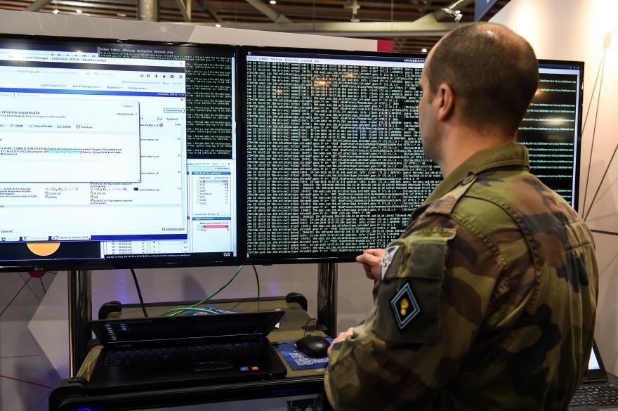 France : forte augmentation des effectifs des Armées en cyberdéfense à Rennes Métropole